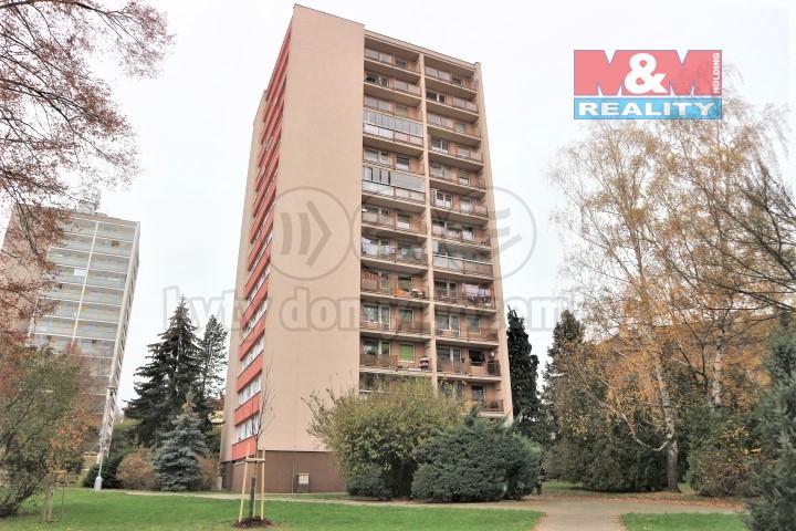 Prodej bytu 3+1, 66 m², Náchod, ul. Pražská