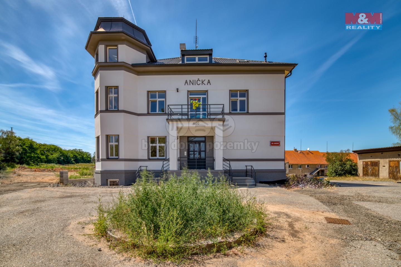 Prodej, nájemní dům, 600 m2, Rakovník, ul. Lubenská