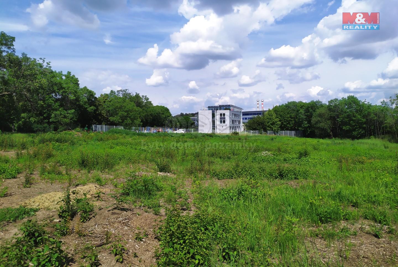 Prodej, stavební pozemek 5926 m2, Praha 5 - Stodůlky