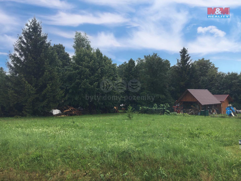 Prodej pozemku k bydlení, 601 m², Tichá
