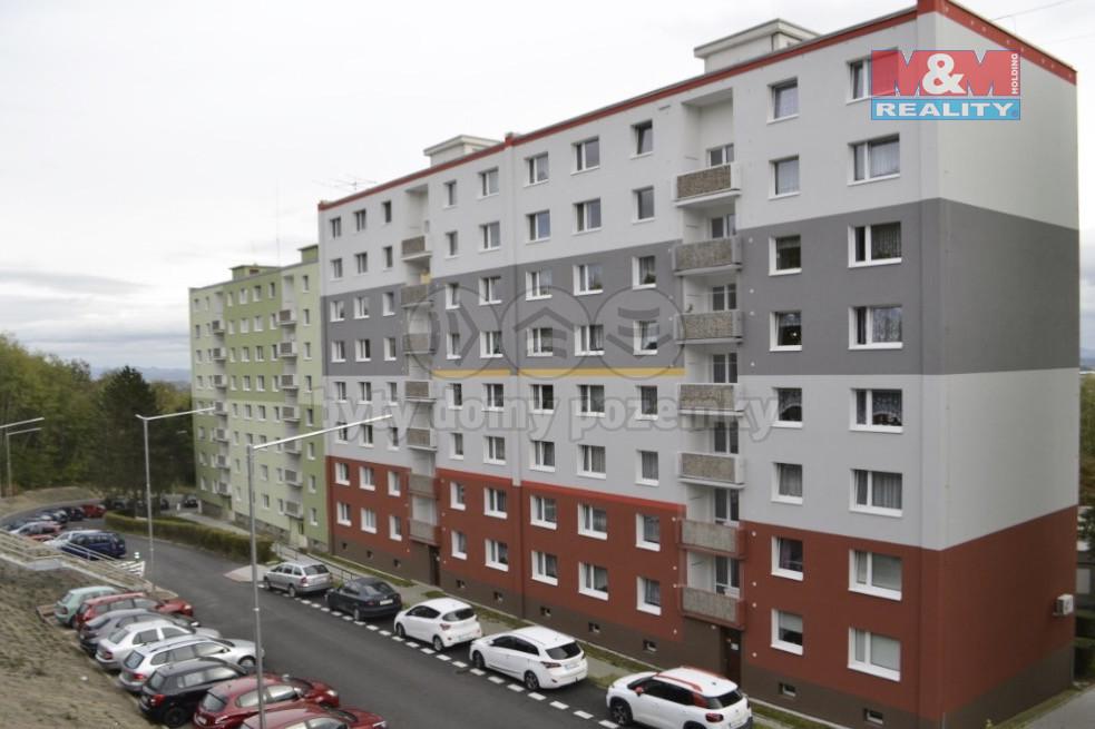 Prodej bytu 3+1, 69 m², DV, Chomutov, ul. Kamenný vrch