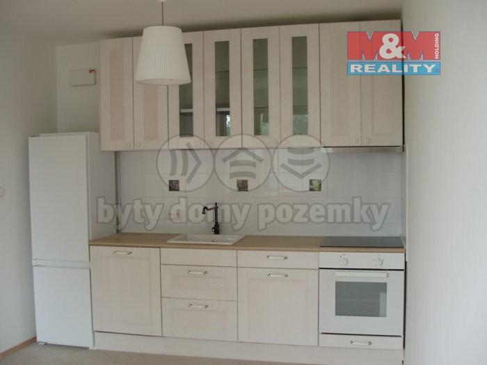 Pronájem, byt 1+kk, 35 m², Kopřivnice, ul. Česká
