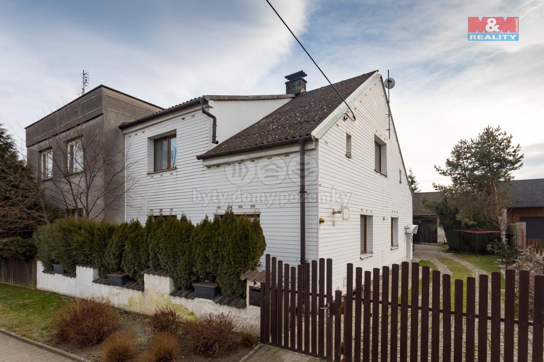 Prodej rodinného domu, Píšť, ul. Opavská