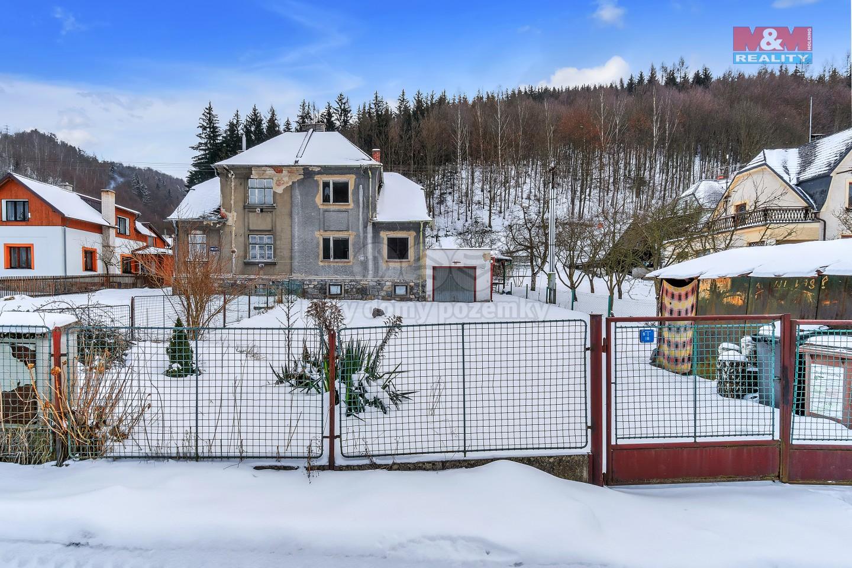 Prodej rodinného domu, 1033 m², Hanušovice, ul. Pod Lesem