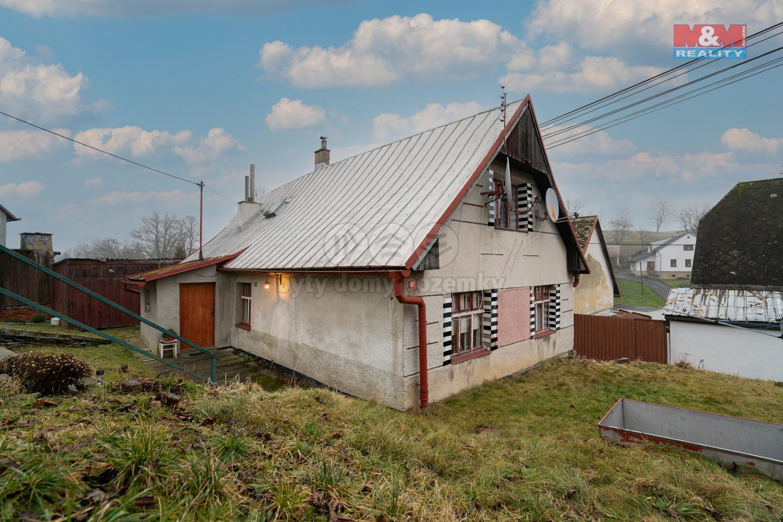 Prodej chalupy, 150 m², Vítkov, ul. Opavská