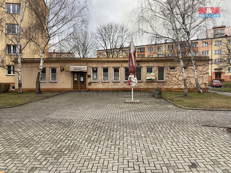 Prodej obchod a služby, 200 m², Kadaň, ul. Komenského