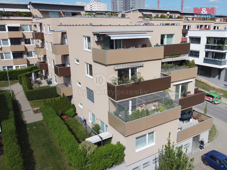 Prodej, byt 2+kk, 95 m², Brno, ul. Kavčí