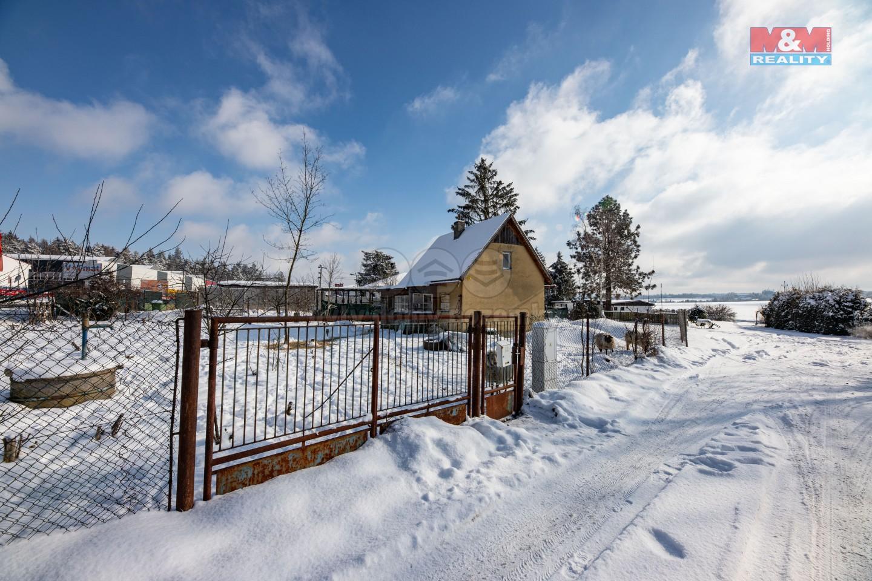 Prodej chaty v Tehovci, 835 m2, ul. U Mototechny