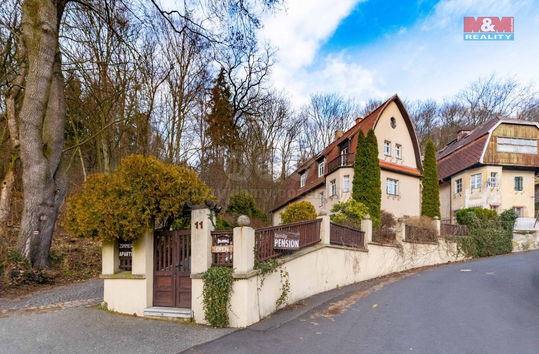 Prodej, penzion, 467 m², Karlovy Vary