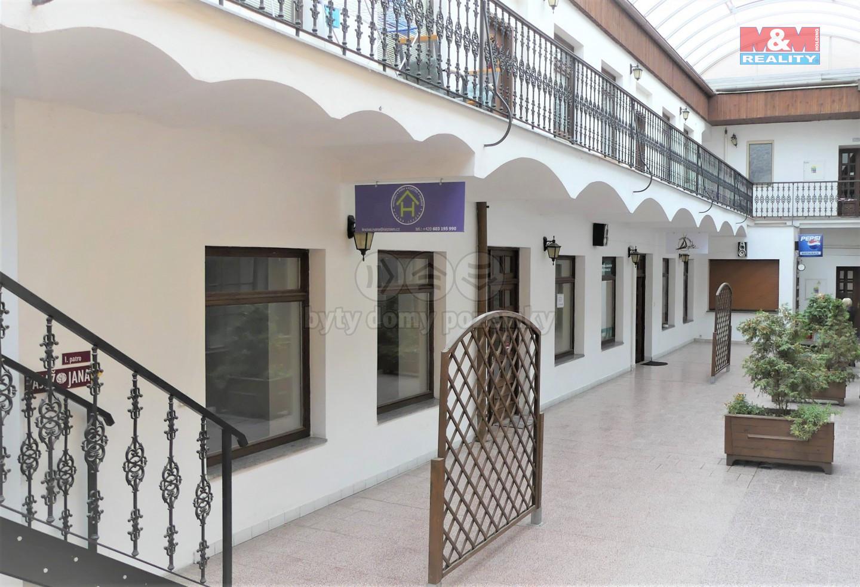 Pronájem obchod a služby, 28 m², Příbram, ul. Pražská