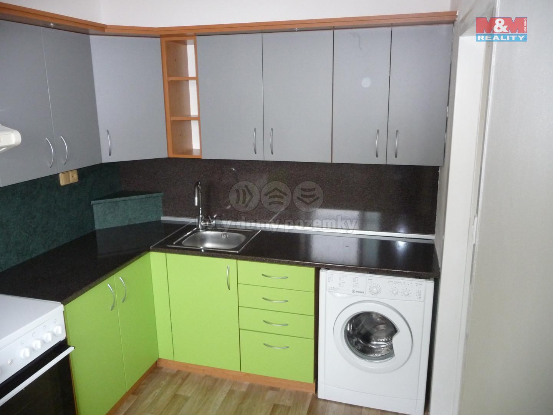 Pronájem, byt 1+1, 31 m², Ostrava, ul. V Zálomu