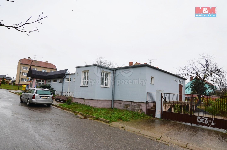 Prodej obchodního objektu, 200 m², Drnholec, ul. Hrušovanská