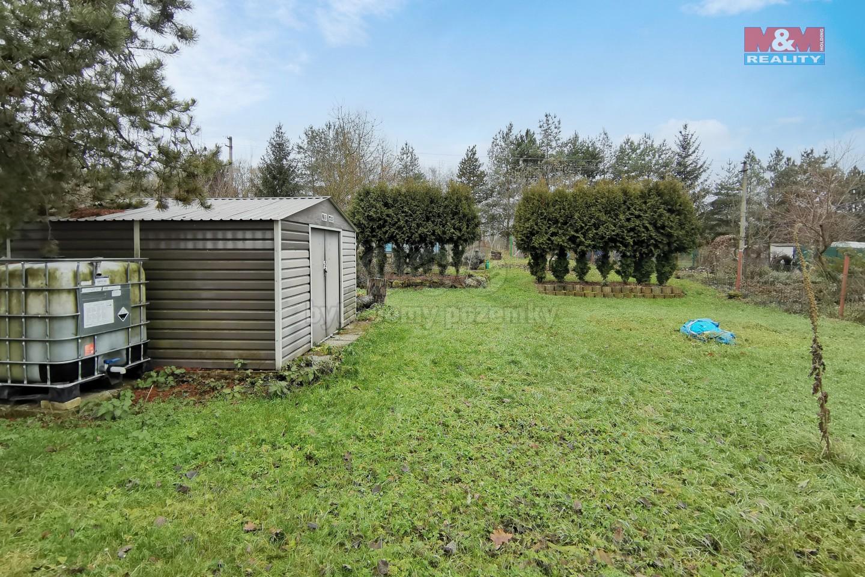Prodej zahrady, 721 m², Staré Sedlo
