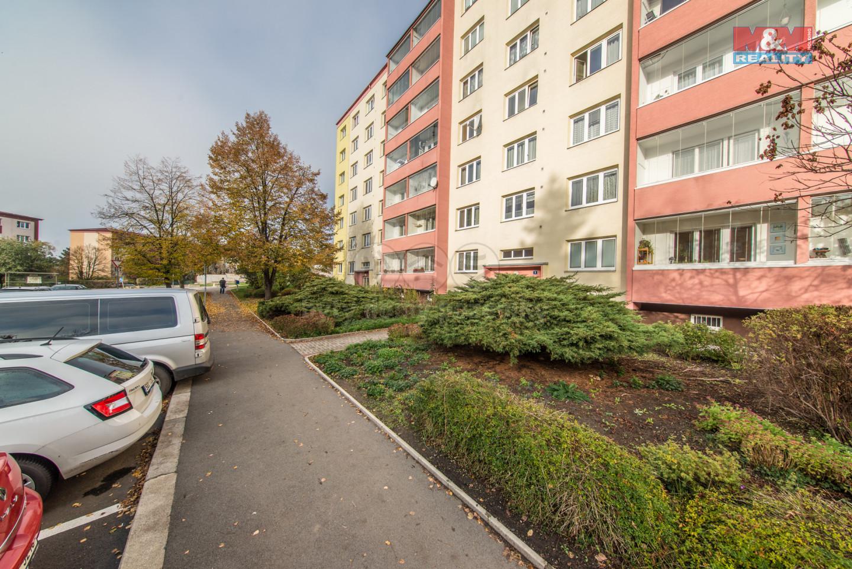 Prodej bytu 2+1, 59 m², Praha, ul. Jasmínová