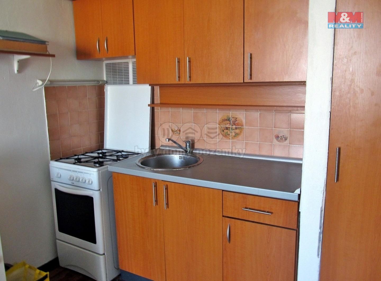 Pronájem bytu 1+kk, 27 m², Ostrava, ul. Gen. Píky