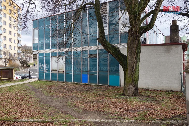 Pronájem provozní plochy, 237 m², Česká Třebová, ul. Moravská