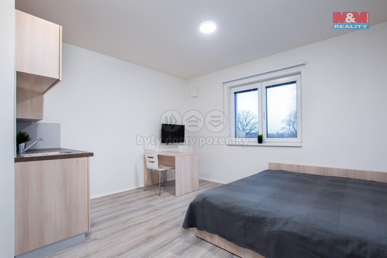 Pronájem bytu 1+kk, 26 m², Pardubice, ul. K Rozvodně