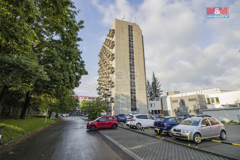 Pronájem, byt 1+kk, 20 m², Kopřivnice, ul. Záhumenní
