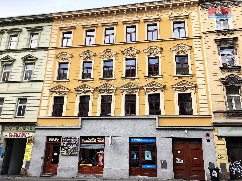 Pronájem, byt 3+kk, 68 m², Praha, ul. Koněvova