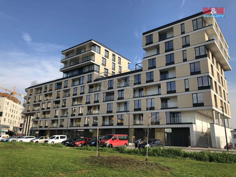 Pronájem, byt 2+kk, 57 m², Ostrava, ul. náměstí Biskupa Bruna