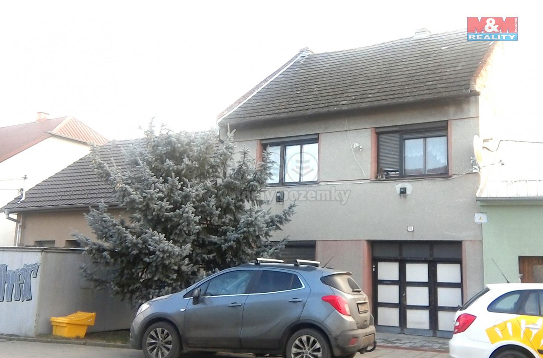 Prodej rodinného domu, 417 m², Skaštice
