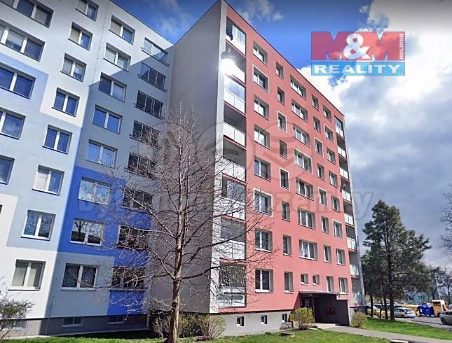 Pronájem, byt 3+1, 70 m2, Ostrava, ul. Engelmüllerova