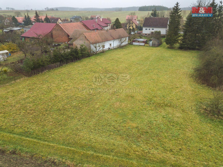 Prodej pozemku k bydlení, 2892 m², Smržov