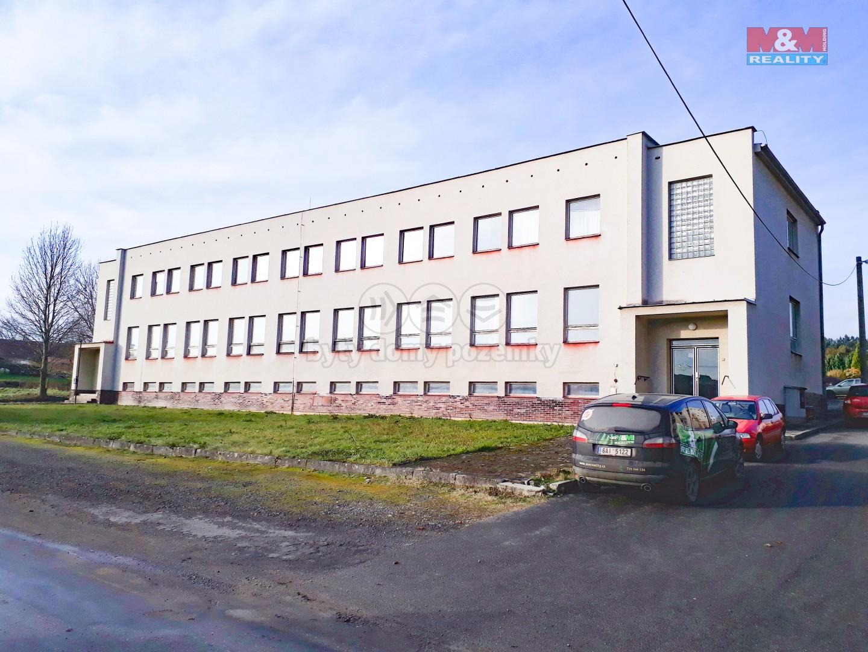 Prodej nájemního domu, 4716 m², Mnich