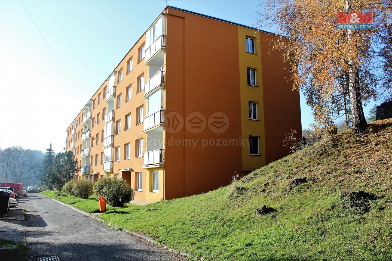 Prodej bytu 2+1, 65 m², Žlutice, ul. Zámecká