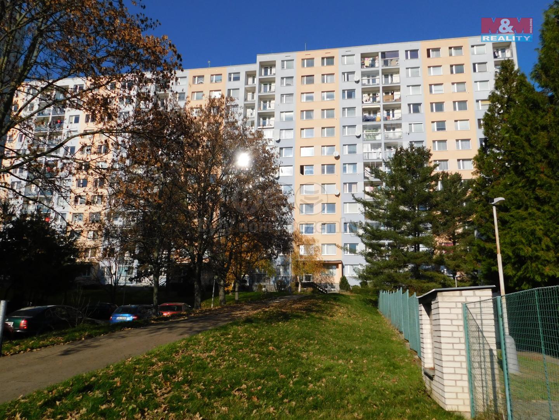 Prodej bytu 3+1 v Praze, ul. Mnichovická