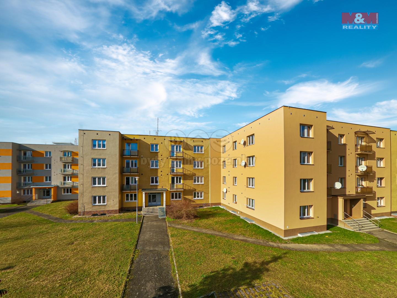 Pronájem bytu 2+1, 68 m², Plzeň, ul. U Pražské dráhy