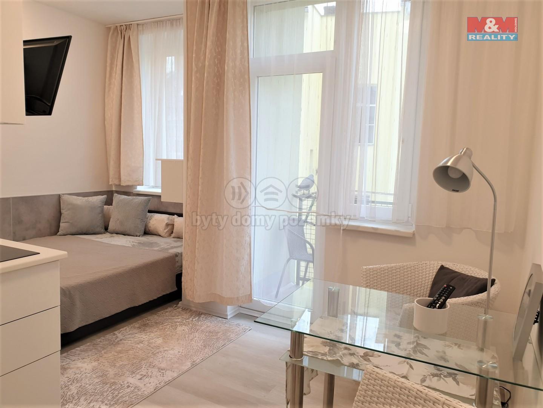 Prodej bytu 1+kk, 23 m², Brno, ul. Výstavní
