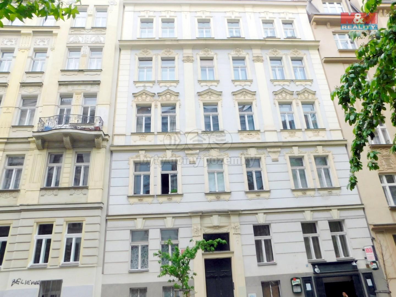 Pronájem, byt 3+1, 132 m², Praha, ul. Anny Letenské