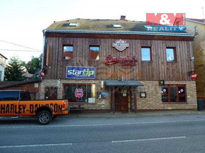 Prodej baru a herny, 600 m2, Smržovka