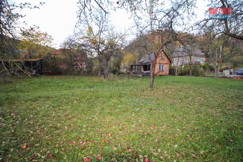 Prodej pozemku k bydlení, 1167 m², Šumperk