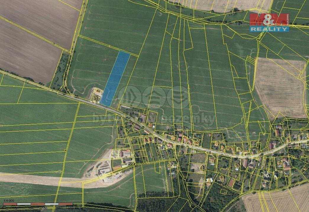 Prodej pozemku k bydlení, 4100 m², Dolní Přím