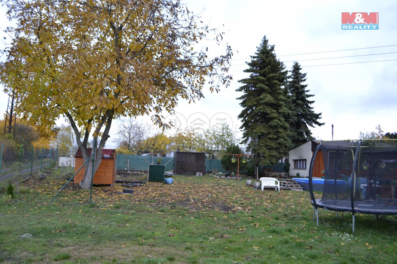 Prodej zahrady, 712 m², Teplice