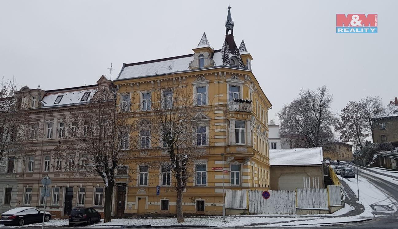 Pronájem bytu 2+1, 90 m², Teplice, ul. Čs. dobrovolců