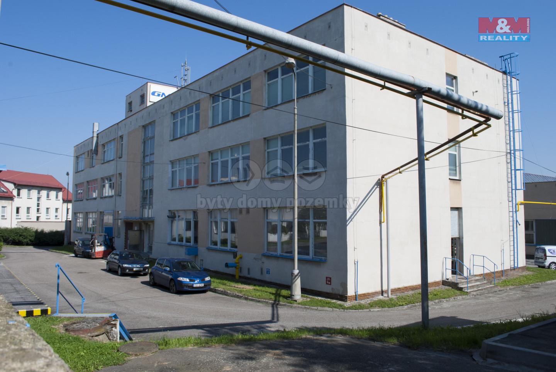 Pronájem výrobního objektu, 530 m², Skuteč, ul. Husova