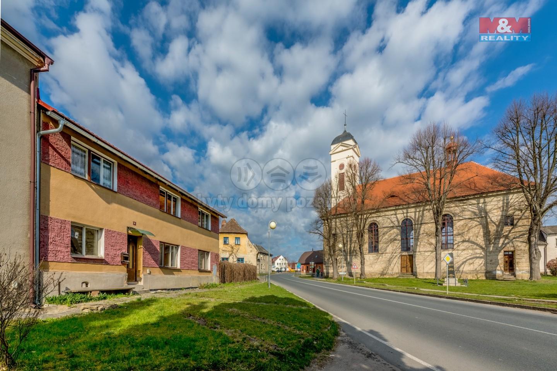 Prodej nájemního domu, 248 m², Kněžmost, ul. Sobotecká