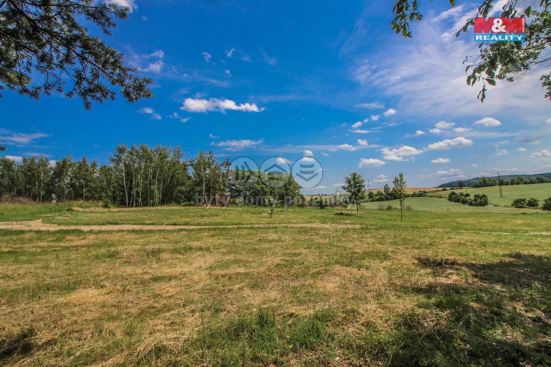 Prodej pozemku k bydlení, 1013 m², Netvořice