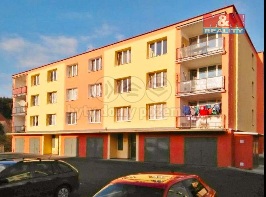 Pronájem, byt 3+1, 80 m², Lázně Kynžvart, ul. Dlouhá