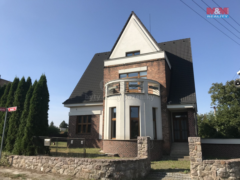 Prodej rodinného domu, 456 m², Přelouč, ul. Nerudova