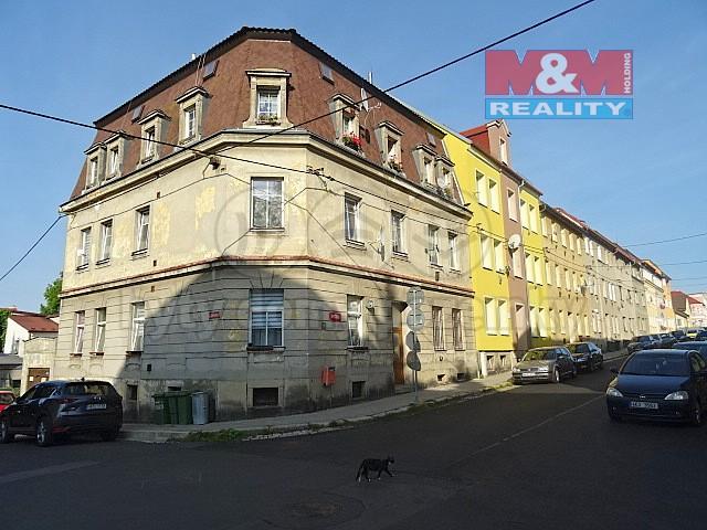 Pronájem bytu 1+1, 31 m², Aš, ul. Vysoká