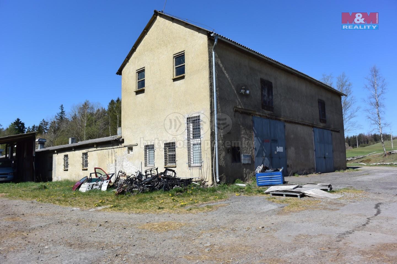 Prodej skladu, 2628 m², Jedlová