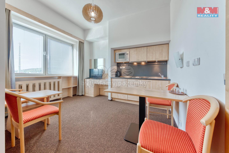 Pronájem bytu 1+kk, 22 m², Praha 4, ul. Chodovská