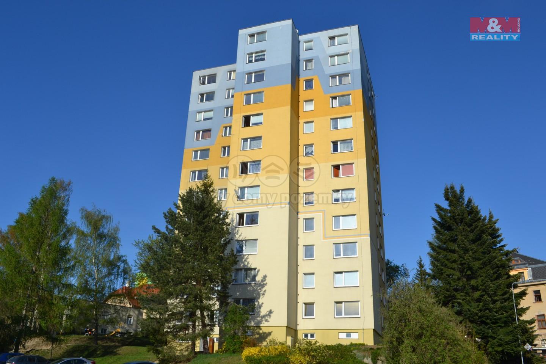 Pronájem bytu 1+kk, 30 m², Jablonec nad Nisou, ul. 28. října