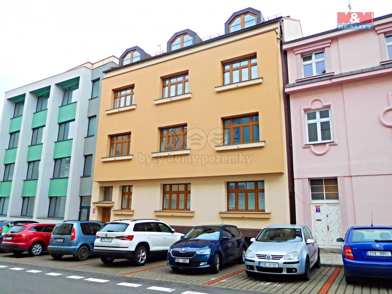 Pronájem bytu 4+1, 113 m², Mladá Boleslav, ul. Palackého