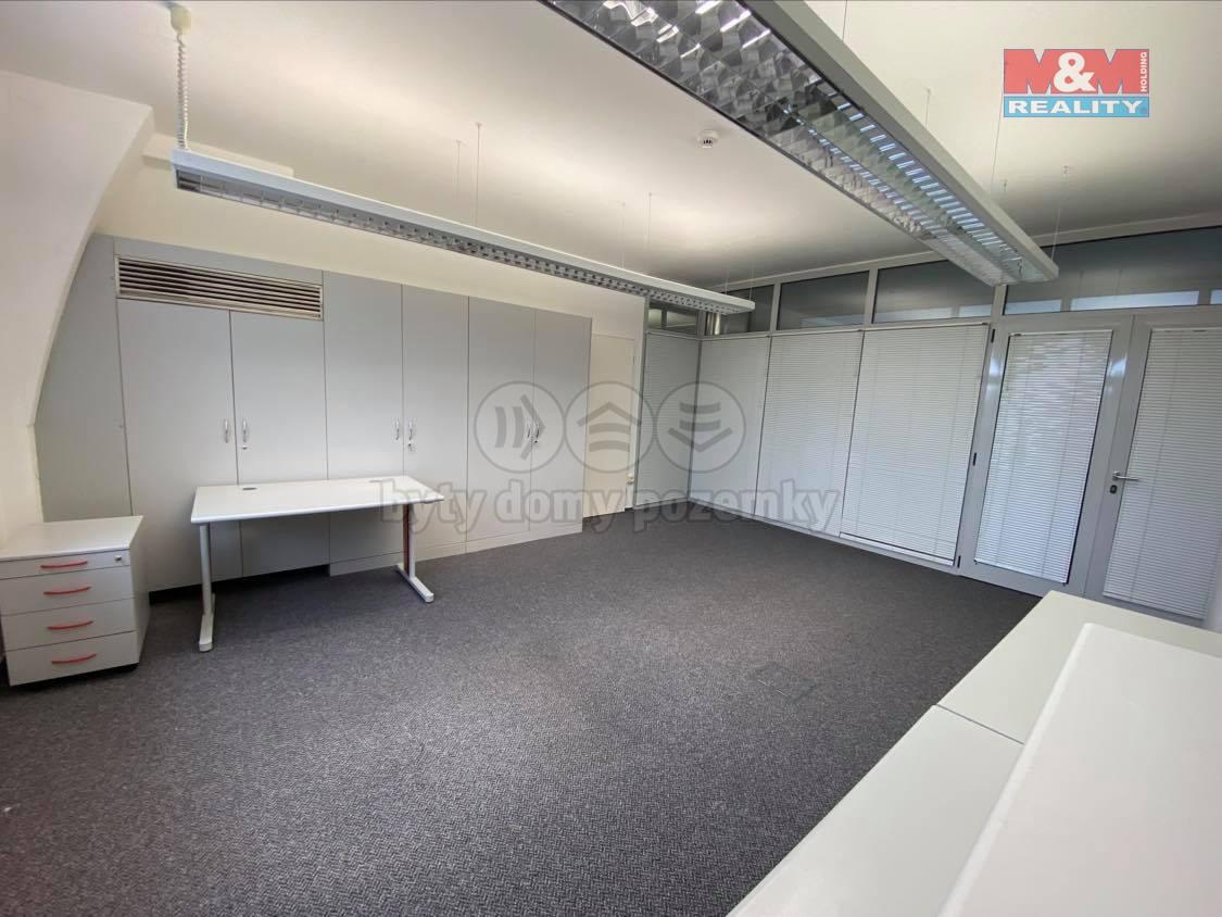 Pronájem kancelářského prostoru, 27 m², Šumperk