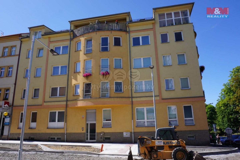 Prodej, kancelářské prostory, 133 m2, Cheb, ul. Písečná